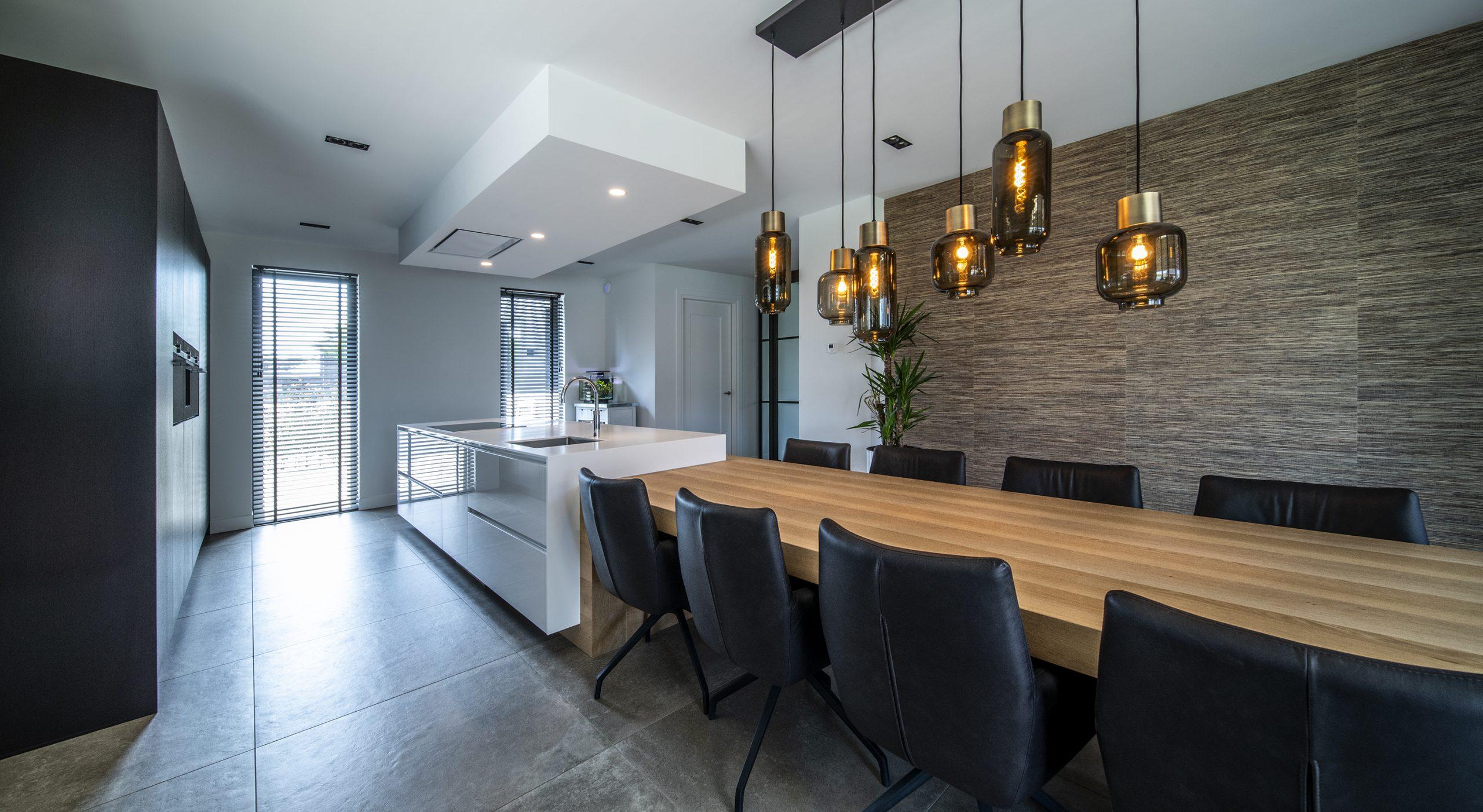 Woonhuis Helden - moderne keuken